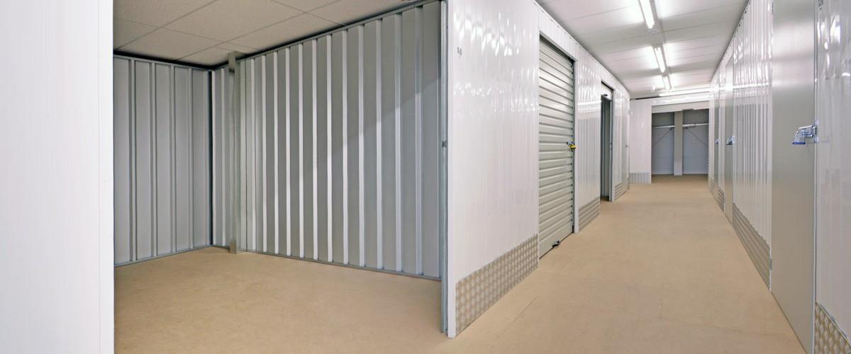Wantsum Self Storage Rooms